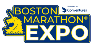 boston marathon expo logo
